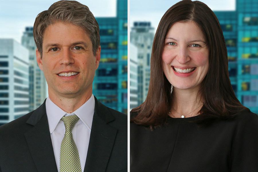 Trusts + Estates Partners Daniel L. Kesten and Lauren Cutson Janian