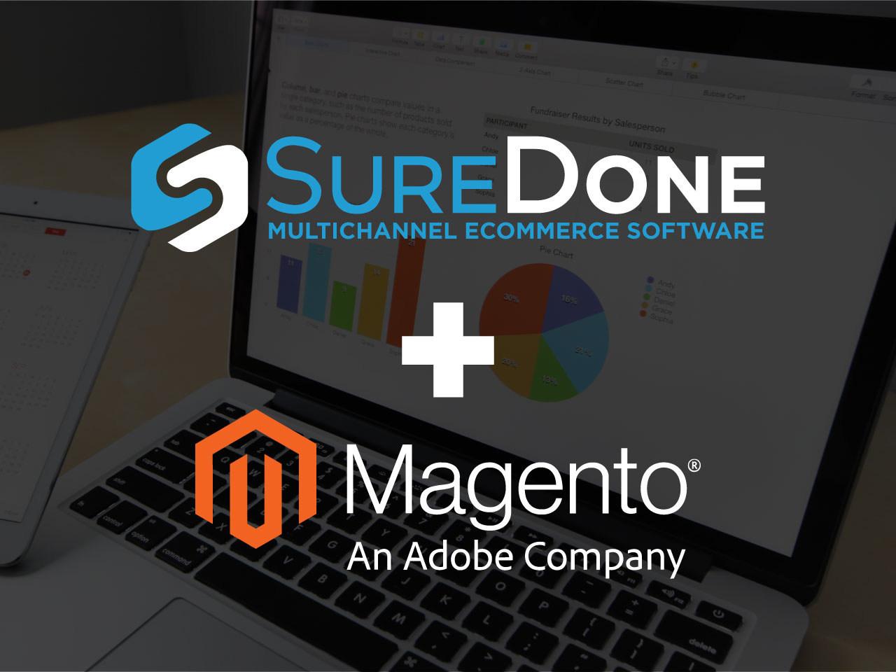 Adobe Magento Commerce Support Added to SureDone Multichannel E-Commerce Platform