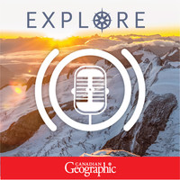Explore podcast logo (CNW Group/Royal Canadian Geographical Society)