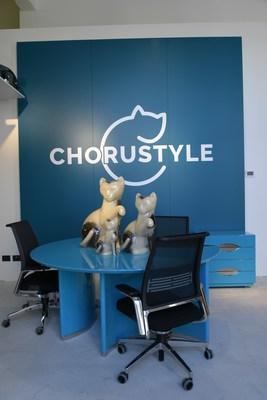 Chorustyle Smart Workplace 3.0