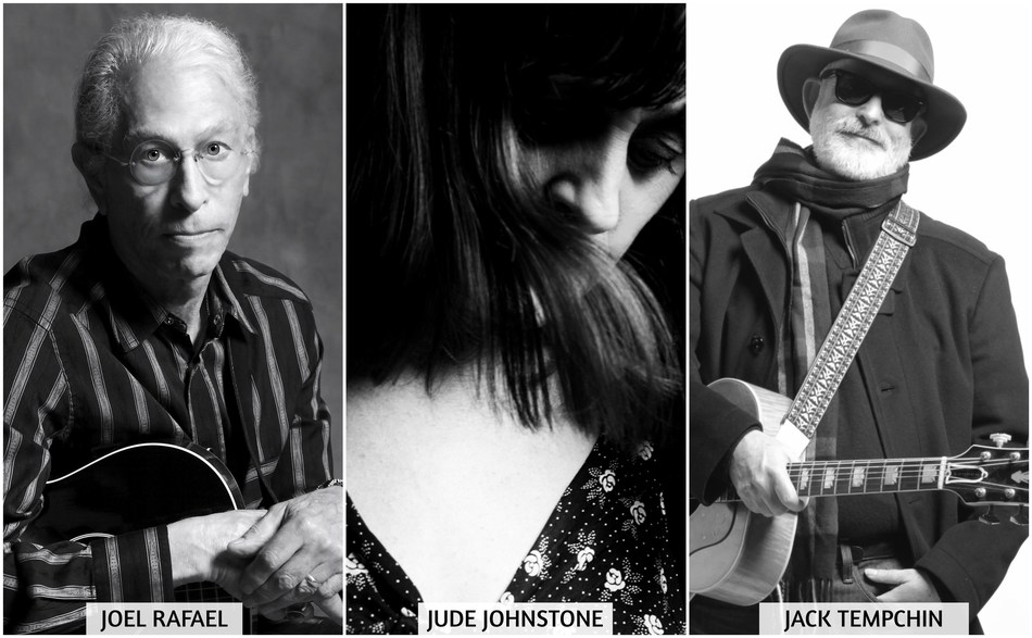 Joel Rafael, Jude Johnstone, and Jack Tempchin to perform at City Winery Loft in New York City on June 21