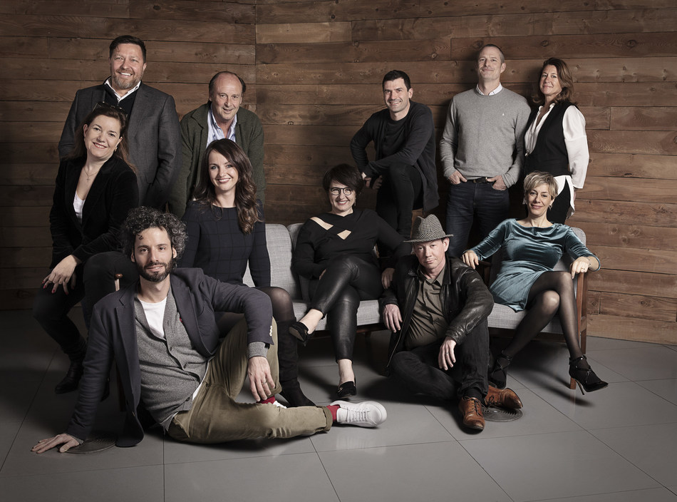 Executive Leadership Team VMLY&R EMEA (PRNewsfoto/VMLY&R)