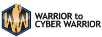 Warrior to Cyber Warrior logo