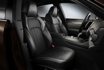 Maserati Levante Zegna PELETESSUTA Interior MY19