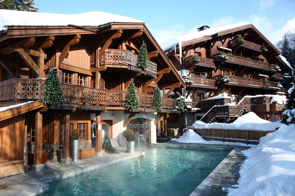 Four Seasons to Introduce Luxury Experience in the French Alps with Les Chalets du Mont d'Arbois, Megève, A Four Seasons Hotel.