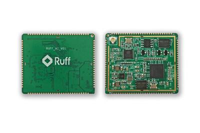Ruff Face ID Tracking Module