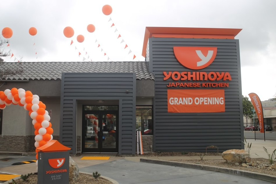 Yoshinoya Arrives in City Heights – One of Multiple New Stores in the Greater San Diego Area