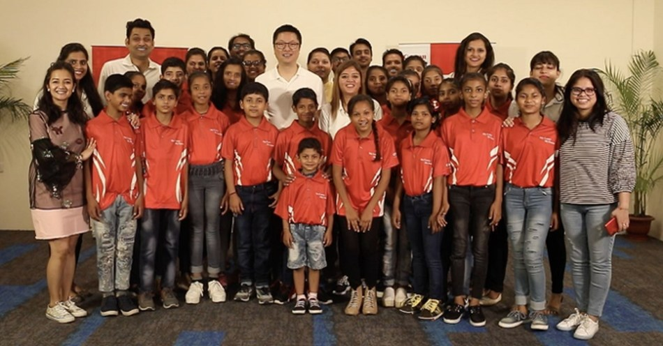 Canon Learning Beyond Books with RED FM (PRNewsfoto/Canon India)
