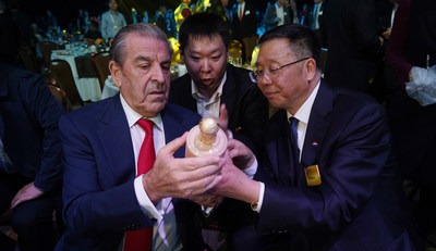 Chinese culture advocate Moutai visits South America
