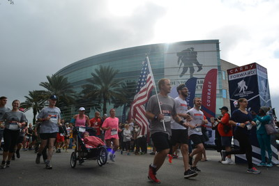 Wounded Warrior Project launched Carry Forward in 2018. The unique 5K allowed communities to come out and support veterans and helped WWP employees see the impact the organization has. More than 5,200 people participated in three cities and virtually.