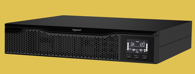 Legrand's new line of LU-Series single-phase Uninterruptible Power Supplies (UPS) offer 1-3kVA backup power for mission-critical environments.