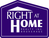 Right at Home Realty Inc.  The #1 Real Estate Brokerage in the GTA for 6 consecutive years. (CNW Group/Right At Home Realty Inc.)