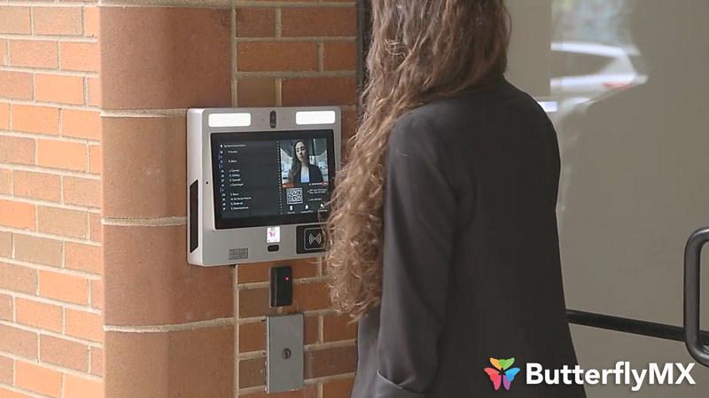 ButterflyMX - The smart intercom.