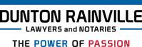 Logo: Dunton Rainville (CNW Group/Dunton Rainville S.E.N.C.R.L.)
