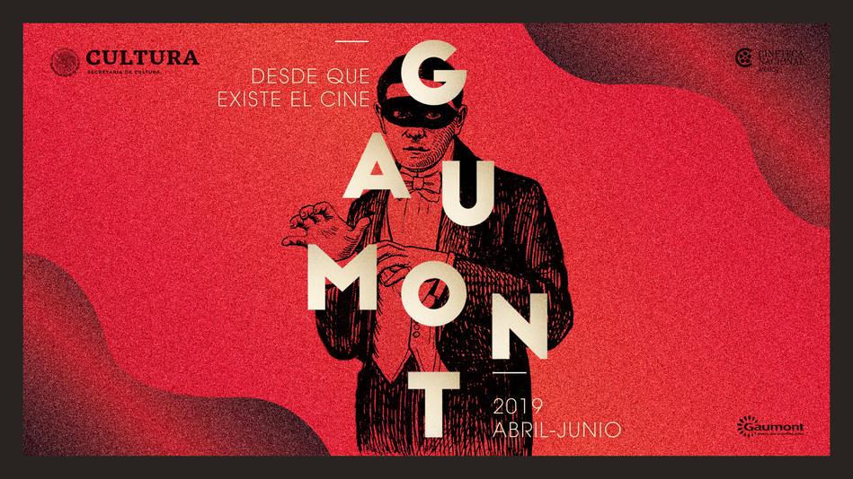 GAUMONT trae más de 120 años de historia a La Galería de la Cineteca Nacional (PRNewsfoto/Cineteca Nacional)