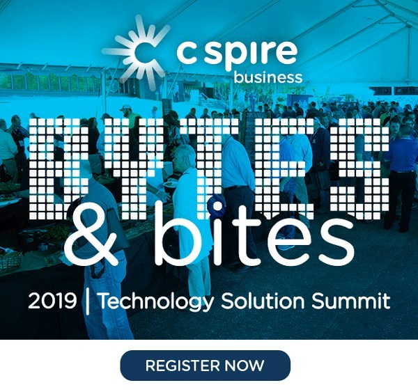 C Spire Business is hosting a free technology solution summit for business executives and IT professionals on April 18 in Birmingham, Alabama.