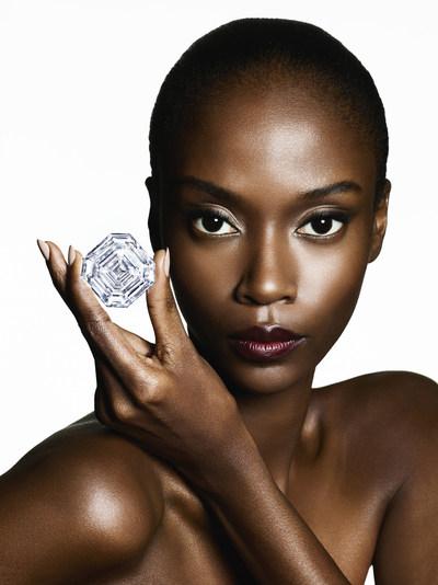Graff Lesedi La Rona, Largest Square Emerald Cut Diamond