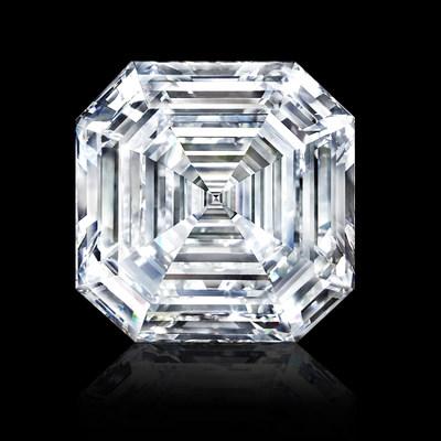 The Graff Lesedi La Rona, Largest Square Emerald Cut Diamond