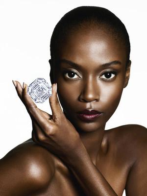 The Graff Lesedi La Rona, the Largest Square Emerald Cut Diamond in the World