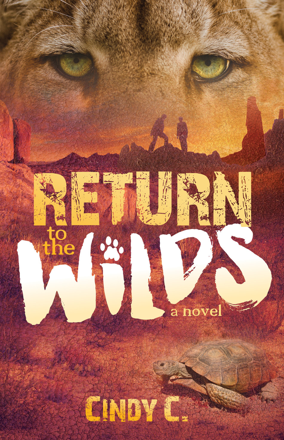 Cindy C new youth book Return to the Wilds to publish April 23, 2019