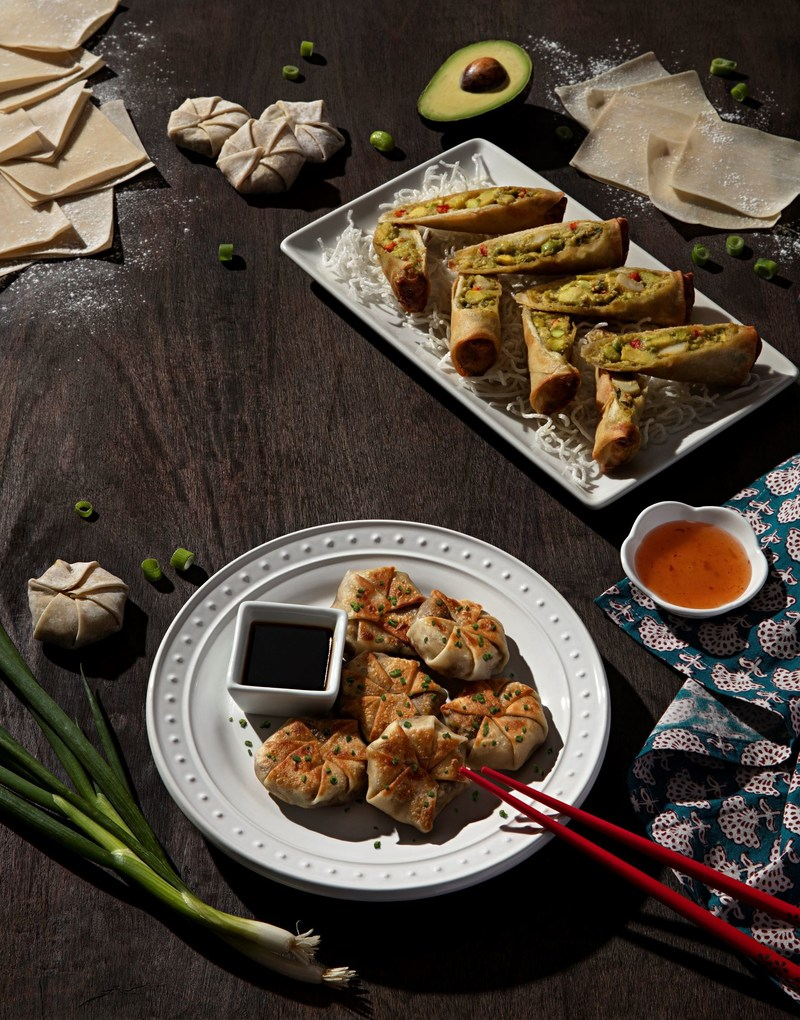 P.F. Chang's new Avocado Spring Rolls and Mongolian Potstickers are everything you love about P.F. Chang's, but in a new unexpected way. Enjoy them at P.F. Chang's restaurants across the U.S.