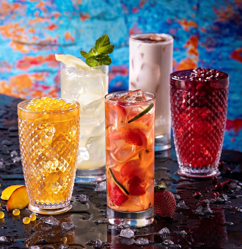 P.F. Chang's Refreshers invite guests to enjoy a cocktail experience without the alcohol. Restaurants across the U.S. now have five Refreshers to choose from. Keep it mocktail style or spike it - then pair your Refreshers with your favorite dish.