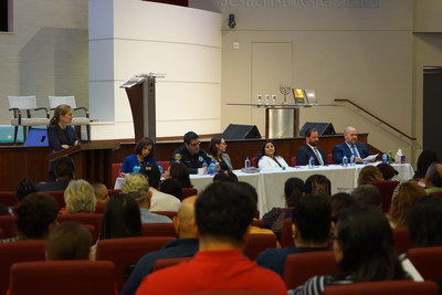 "The Universal Church hosted more than 600 community members at an immigration ""Know Your Rights"" panel. Panelists addressed the day-to-day experience of immigrants living across the United States with anxiety and a lack critical information."