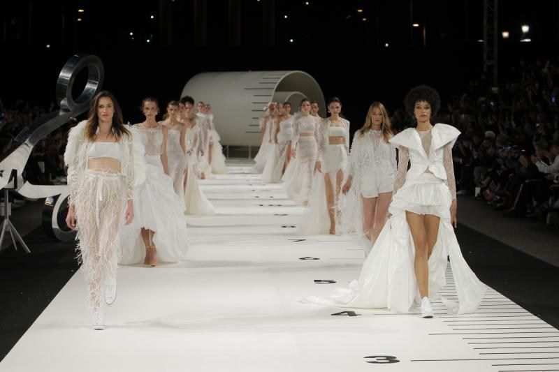Valmont Bridal Fashion Week will celebrate its biggest edition (PRNewsfoto/Fira de Barcelona)