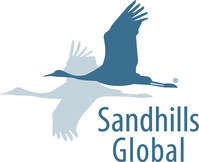 Sandhills Global - we are the cloud.  www.sandhills.jobs (PRNewsfoto/Sandhills Publishing Company)