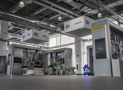 Stanley Black & Decker's Manufactory 4.0 based in Hartford, Conn.