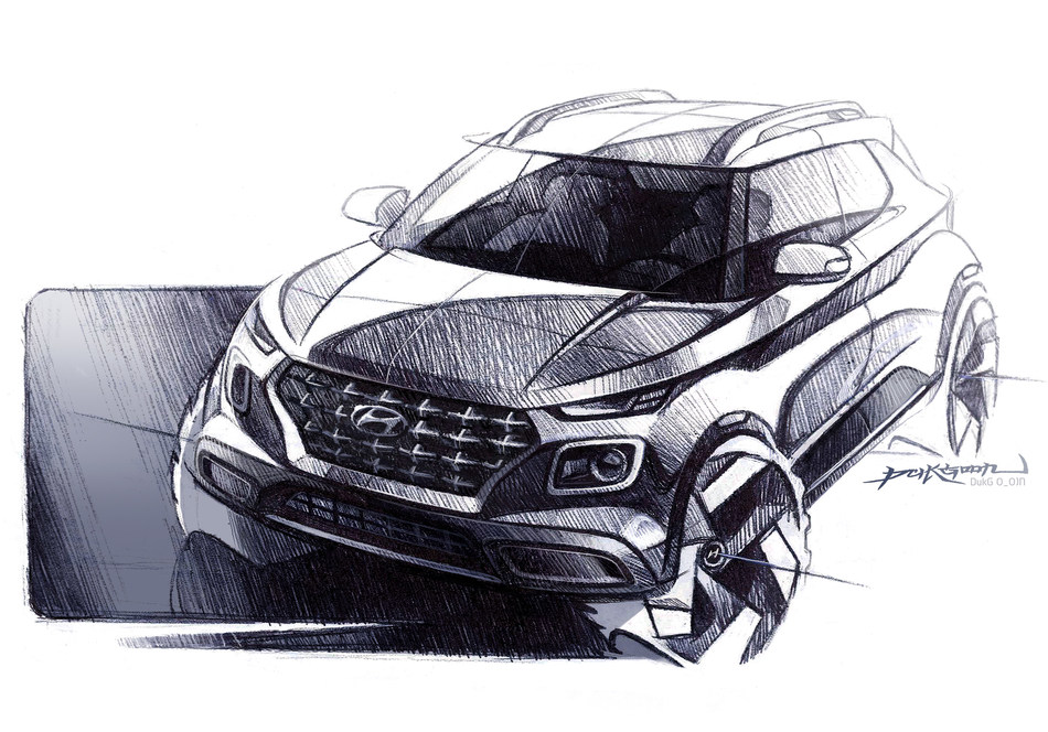 Live Broadcast of Hyundai Venue SUV World Debut at  New York International Auto Show