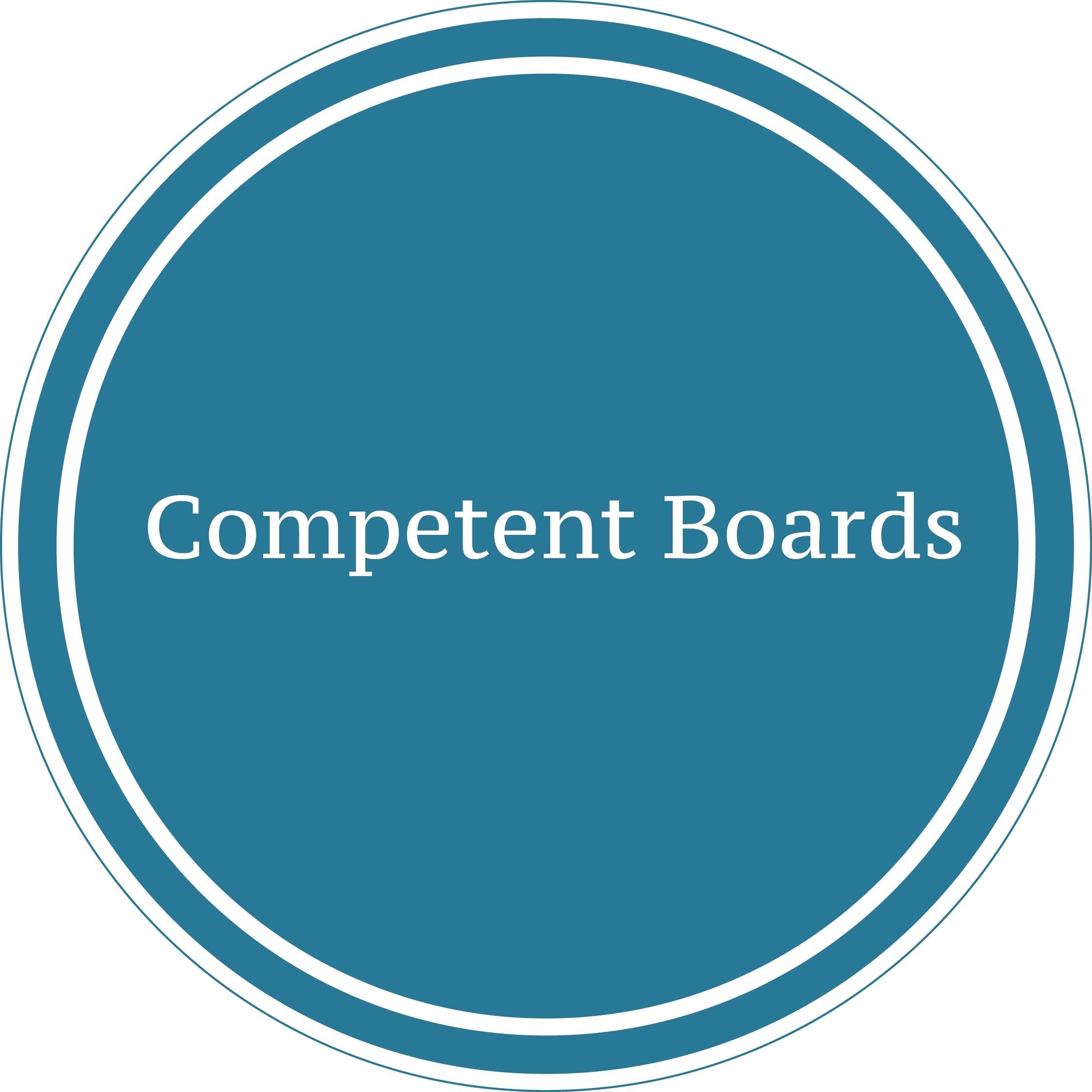 (PRNewsfoto/Competent Boards)