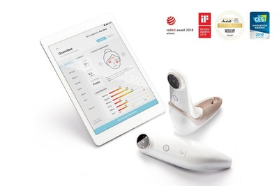 The Beauty AI startup, lululab, to unveil the LUMINI, designed for the Middle Eastern market, at Beautyworld Middle East