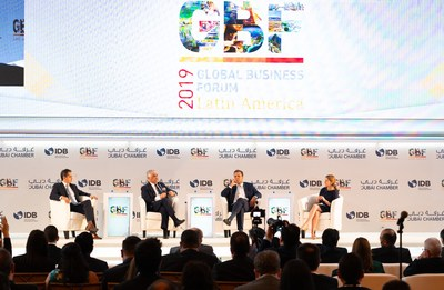 Panelists discuss business prospects during GBF Latin America 2019 in Panama City