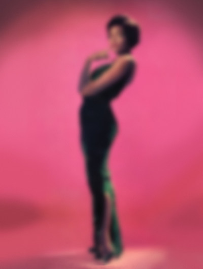 Carrie Mae Weems, Slow Fade to Black (Eartha Kitt), 2010. Courtesy the artist and Jack Shainman Gallery, New York, NY. (CNW Group/Scotiabank)