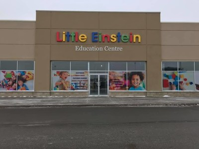 Little Einstein Education Centre (CNW Group/Little Einstein Education Centre)