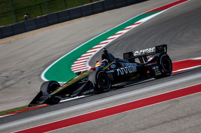 Lincoln Tech has renewed its associate partnership with Arrow Schmidt Peterson Motorsports for the 2019 NTT IndyCar Series season and is also continuing the Mentorship Program for select automotive technology students. Photo courtesy of IndyCar 2019.