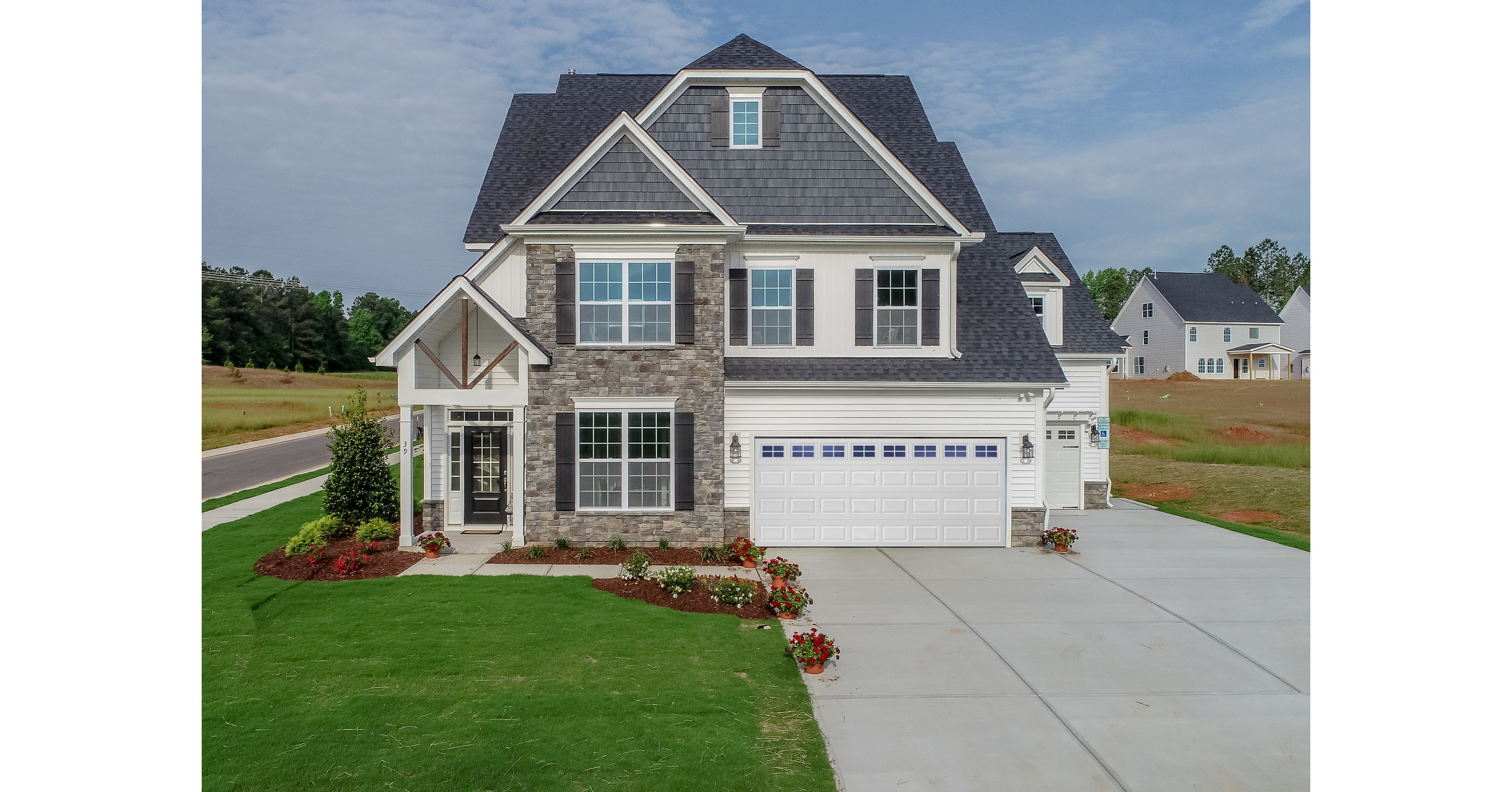 Mattamy Homes is Golden at the Johnston County Parade of Homes on