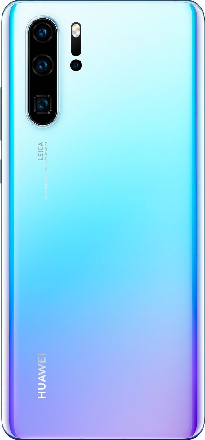 Huawei P30 Pro in Breathing Crystal (CNW Group/Huawei)