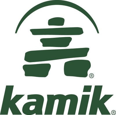 Logo : Kamik (Groupe CNW/Kamik)