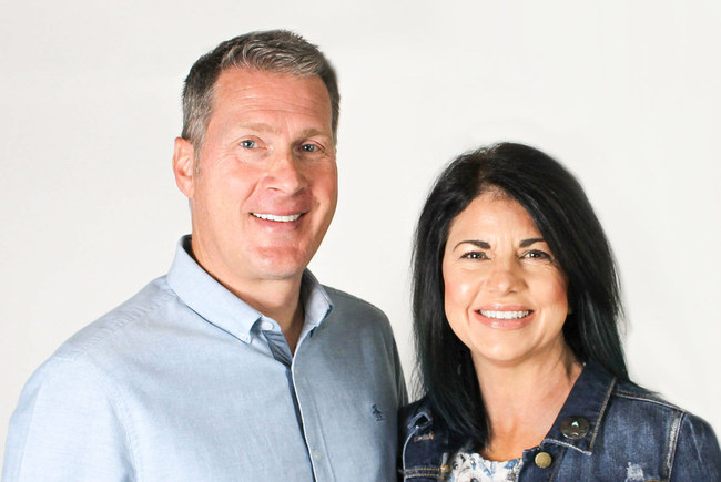 Kingdom Winds Co-Founders, Gary and Elizabeth Suess