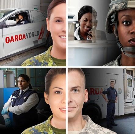 GardaWorld military employment program (CNW Group/Garda World Security Corporation)