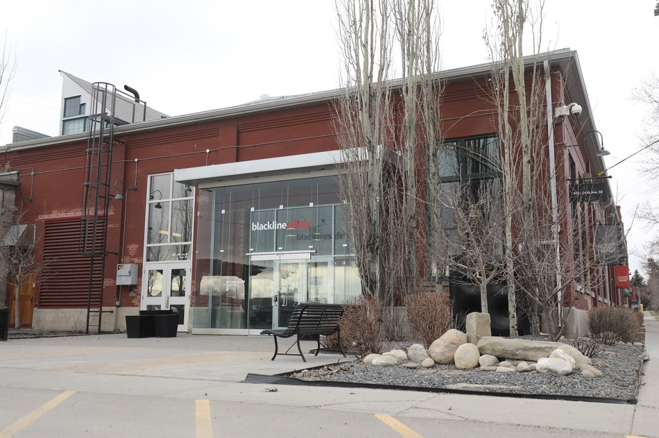 Blackline Safety's new headquarters in the Dominion Bridge building, located in Calgary, Canada (CNW Group/Blackline Safety Corp.)