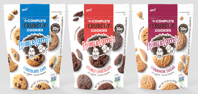 Lenny & Larry's The Complete Crunchy Cookies