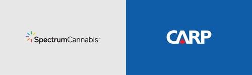 Spectrum Cannabis Announces Partnership with CARP (CNW Group/Canopy Growth Corporation)