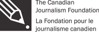 Canadian Journalism Foundation logo (CNW Group/Canadian Journalism Foundation)