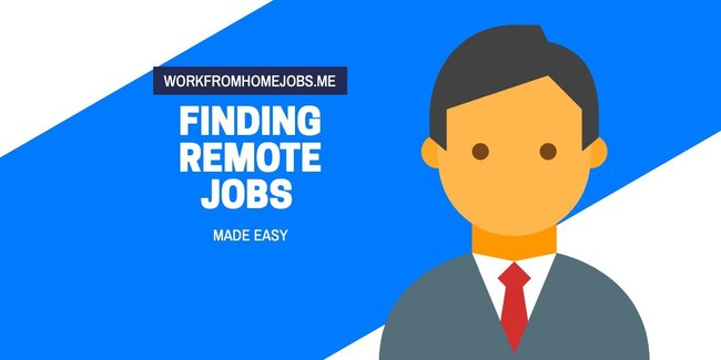 Finding remote jobs - made easy