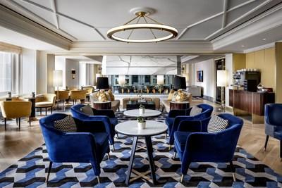 Fairmont Gold Lounge (CNW Group/Fairmont Royal York)