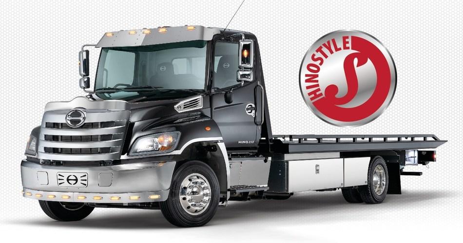 (PRNewsfoto/Hino Trucks)