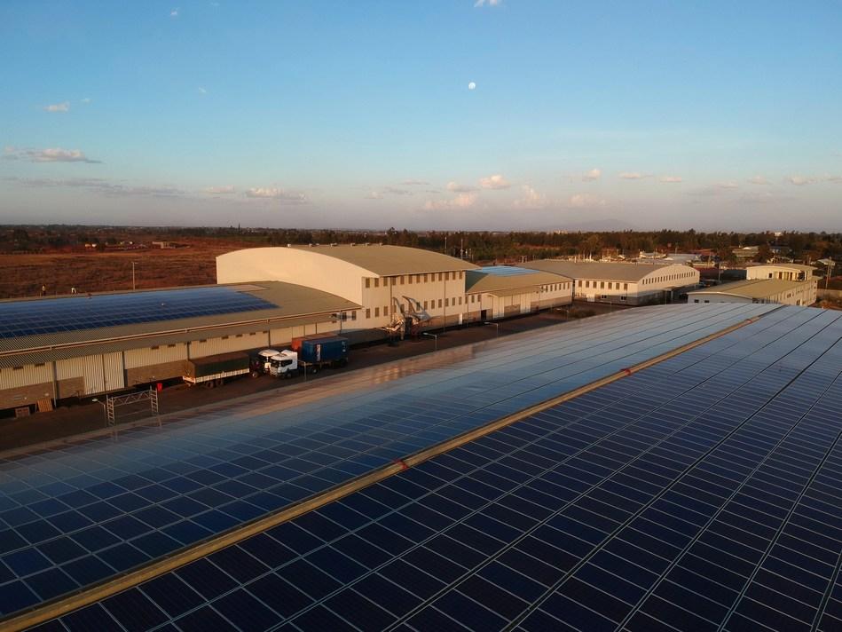 Rendeavour déploie sa stratégie solaire de 30 MW au Kenya